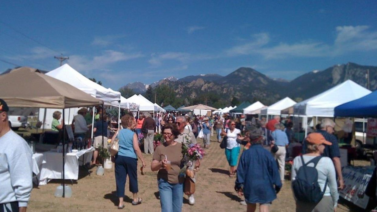 Estes Valley Farmer's Market
