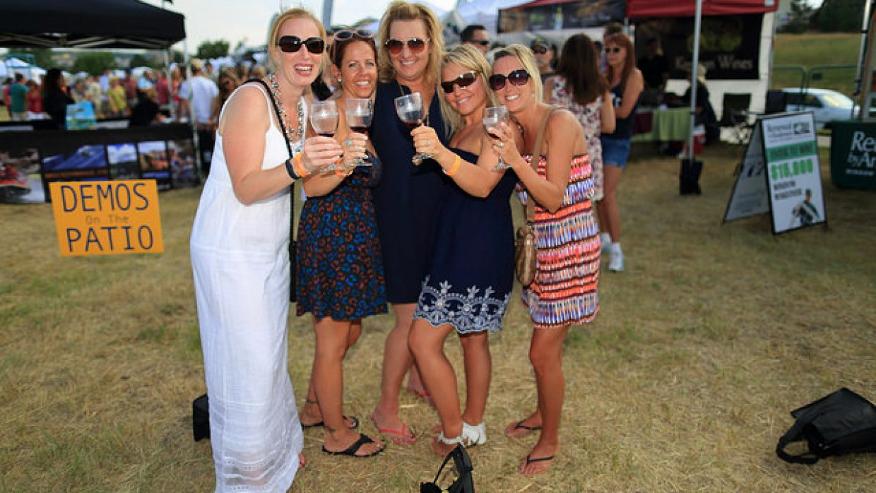 Castle Rock Wine Festival